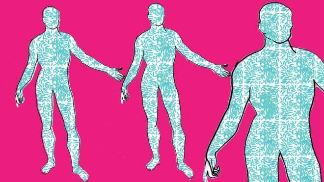 最新研究:构成你的一半不是人类细胞,你只算43%的人
