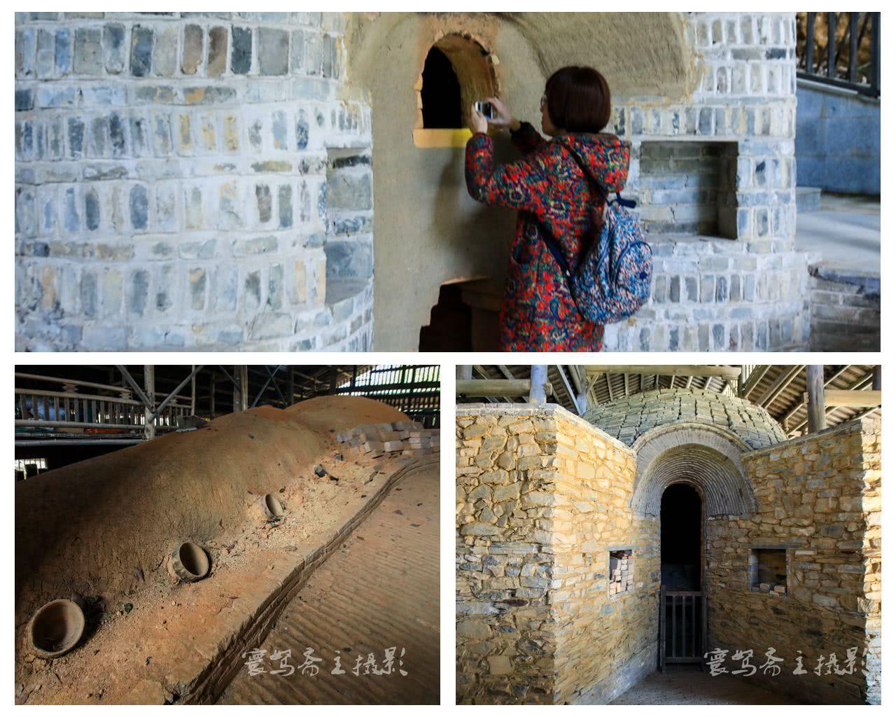 景德镇古窑里那些随处可见的瓷器瓷片向人们述说着陶瓷之都的真正含义