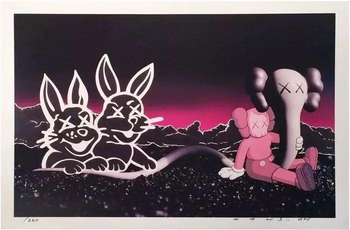艺术市场的宠儿,KAWS为何风靡全球? - 酷卖潮物~吧 - 酷卖潮物~吧