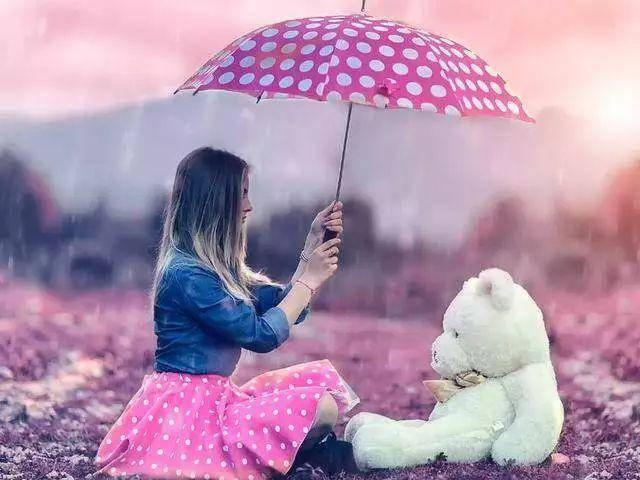 哪一场下雨天最让人伤感,测出你内心深处最在乎什么