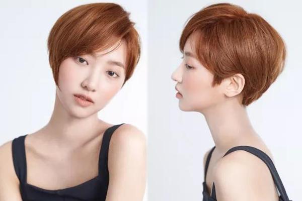 2018夏季韩式短发流行趋势出炉,8款当下最流行的韩式图片