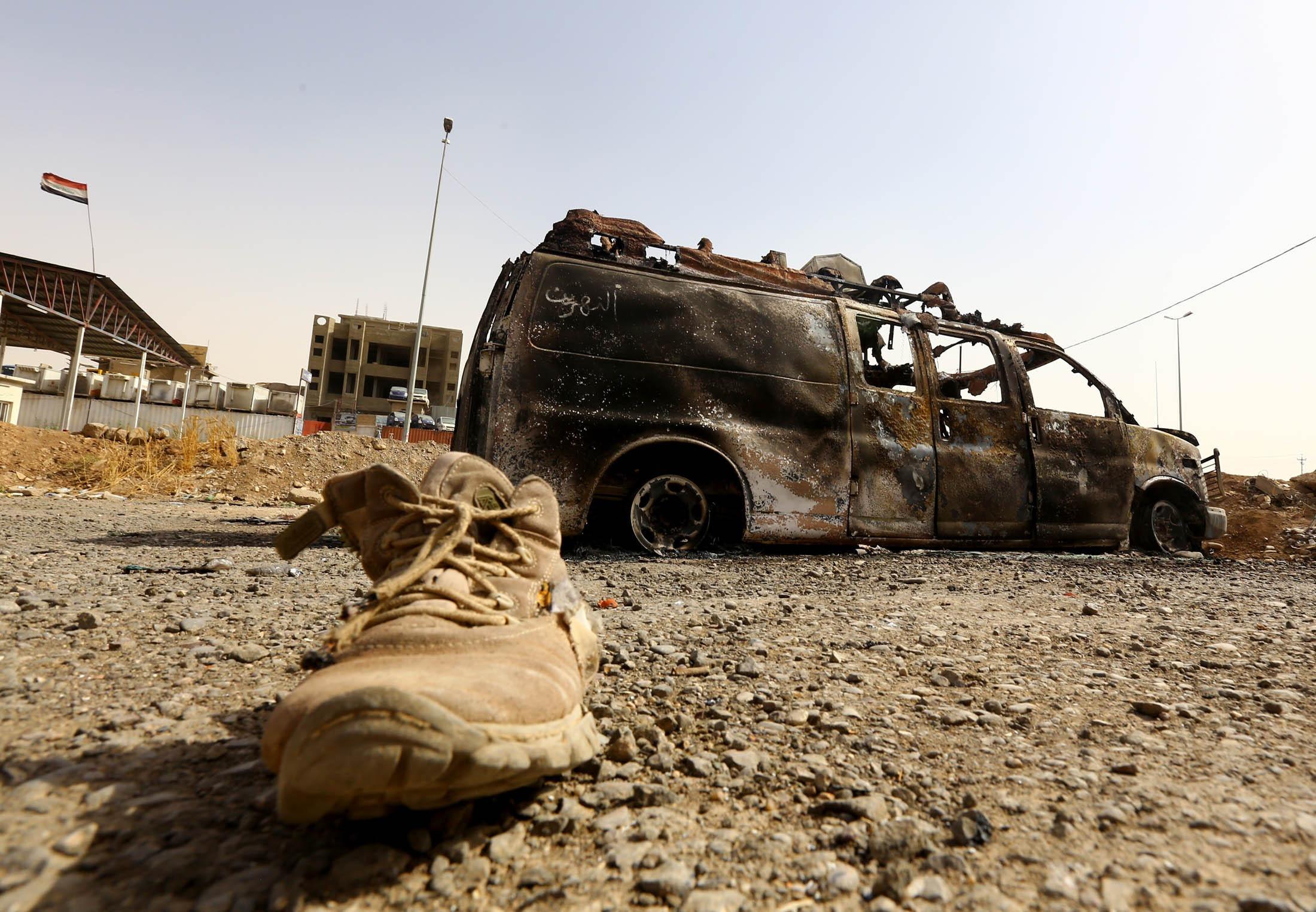 伊拉克gdp2000_В Ираке убит один из лидеров Исламского государст