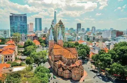 深圳城市手绘明信片