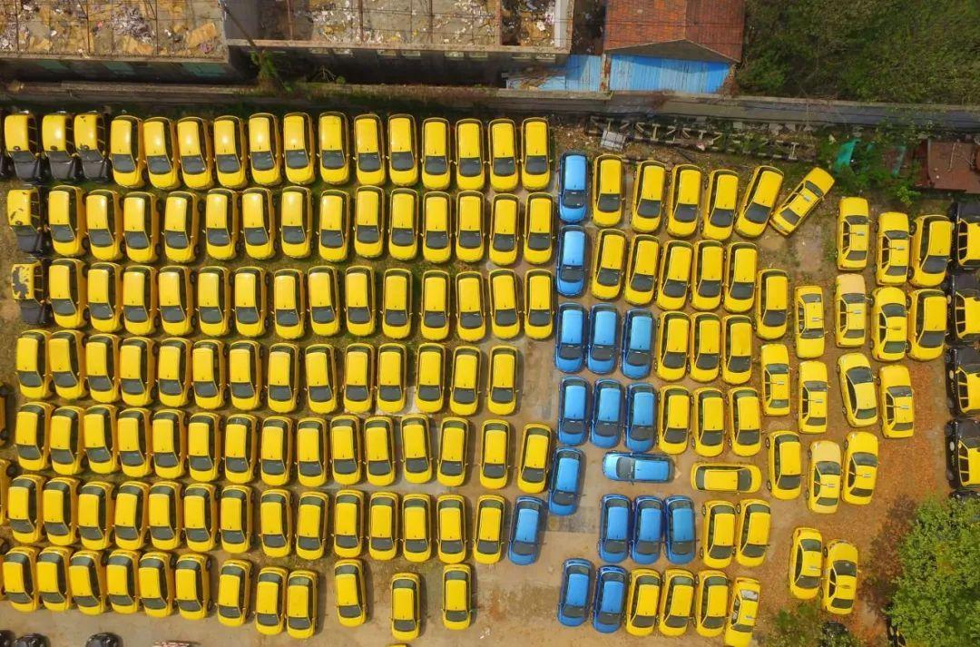 南京3000辆出租车退租,降低份子钱也留不住司机