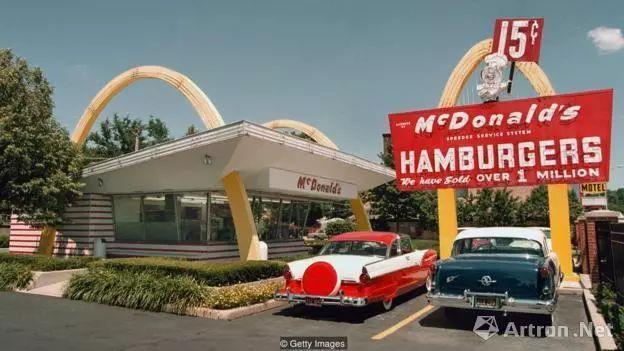 麦当劳商标背后的奇闻轶事