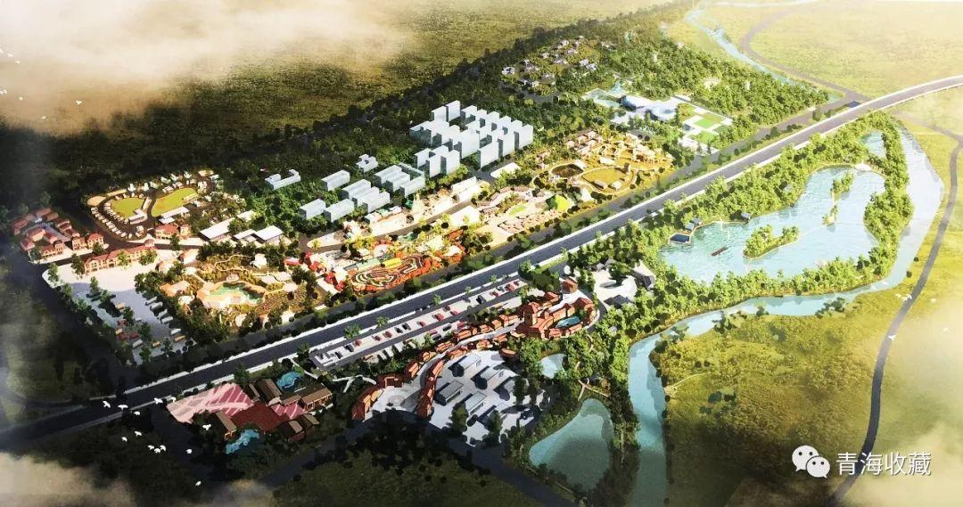 投资25亿元!青海省最大主题公园将于今年6月