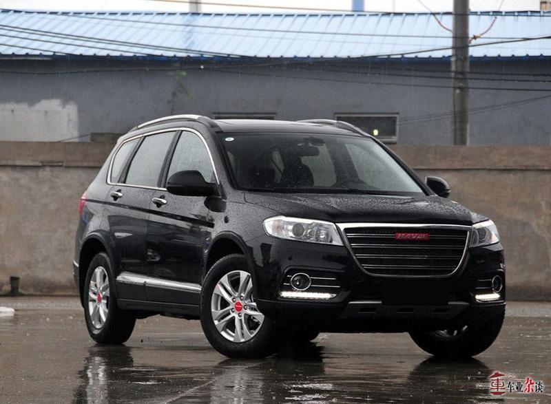 3月SUV销量榜出炉,哈弗H6夺回冠军,日产奇骏挤进前十 - 周磊 - 周磊