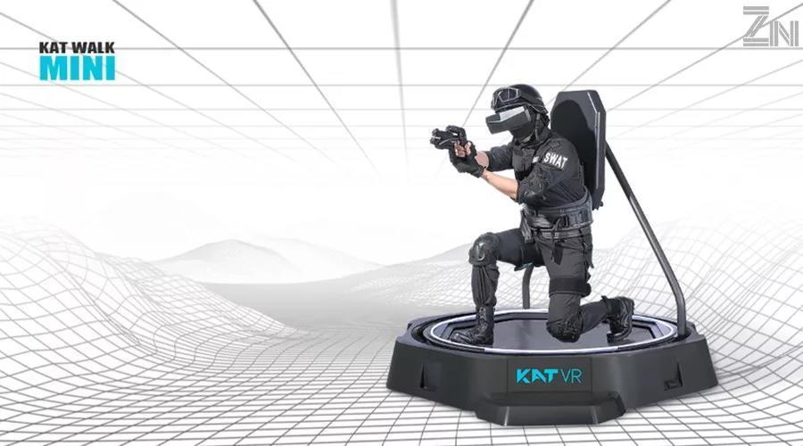 现实版头号玩家VR设备,却诞生在一间小小的车库里