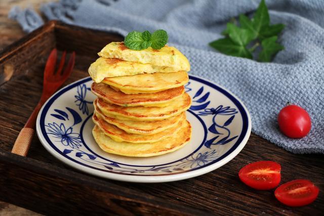 不加一滴油 不加一滴水 早餐这样做营养又美味