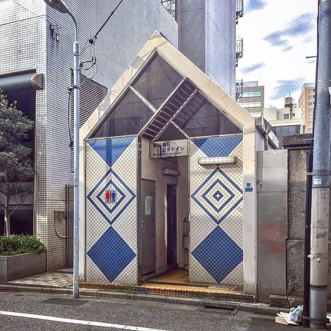 日本网友专门搜集厕所照片,大家惊呼东京竟有那么多神奇的公厕?!
