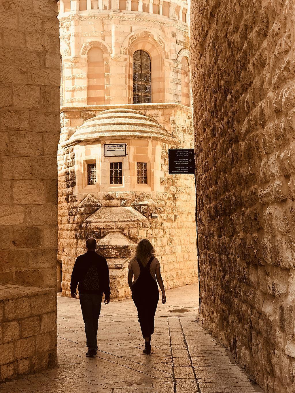 耶路撒冷,交缠的圣地,有着千言万语却又欲哭无声