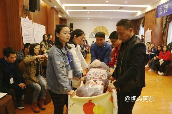 壹基金儿童平安小课堂项目启动会在北川举行  6年安全教育成果显著 - 视点阿东 - 视点阿东