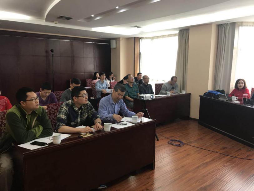 拱北技术协作区关于VR技术及课件制作培训会在贵阳举办
