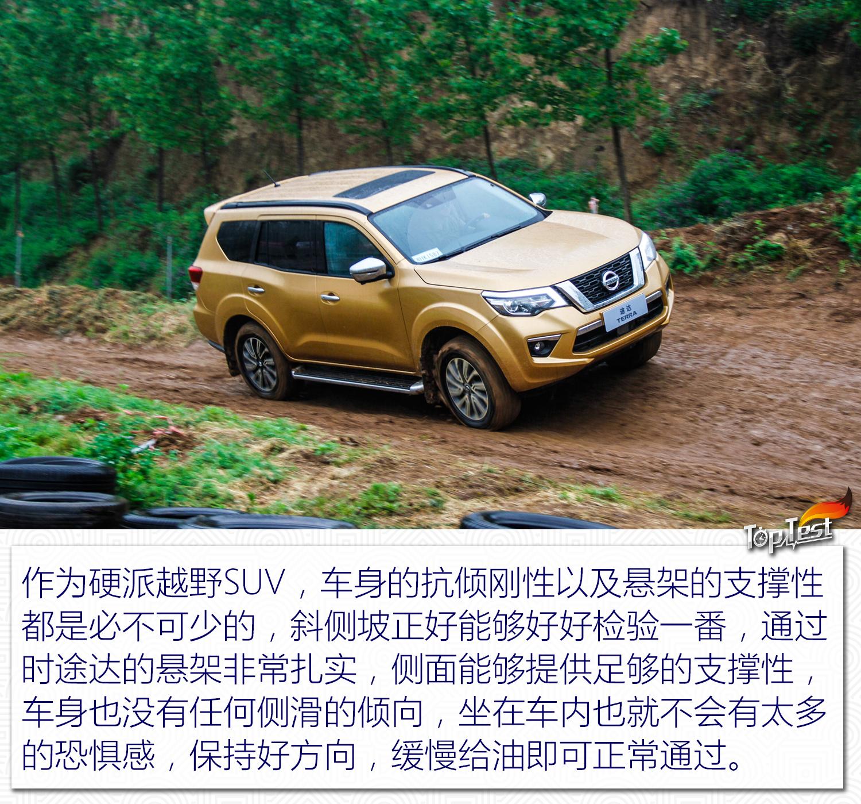 越野能力是第一属性 日产全新途达越野性能体验 - yuhongbo555888 - yuhongbo555888的博客