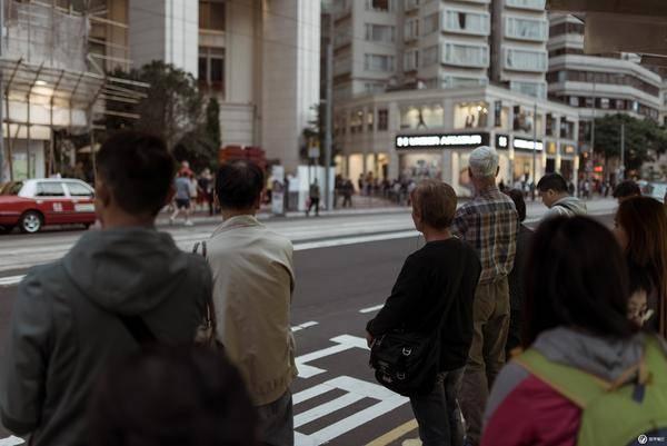 两天一夜,在大街小巷里遇见香港