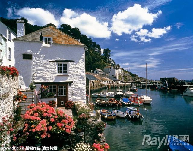 """世上乡村那么多,科茨沃尔德凭啥被称为""""最美村落""""?"""