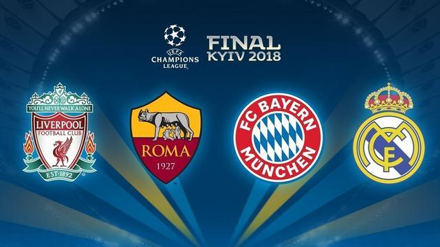 欧冠半决赛抽签结果出炉!