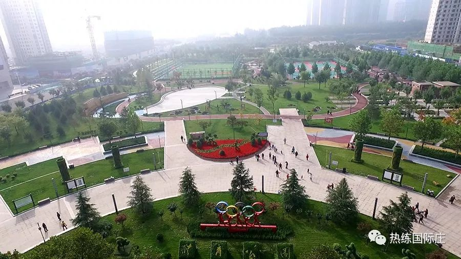 公园建设正在积极推进中;建成健身广场22个;在农村建设农民体育健身工图片