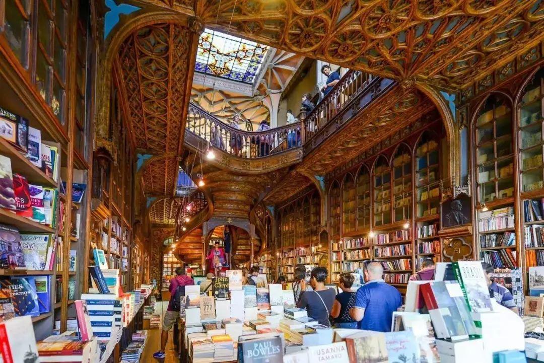 全球20大最美书店