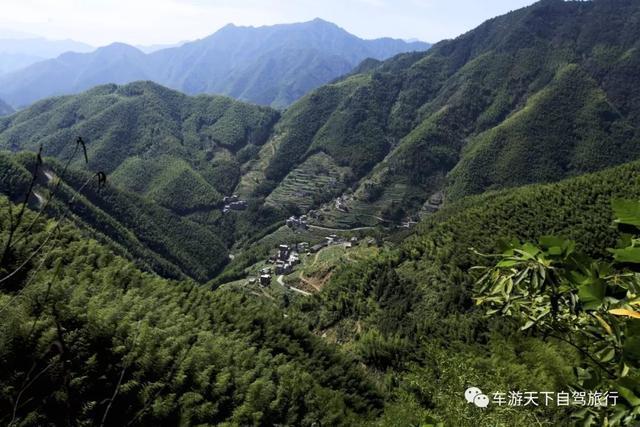 皖南三大盘山公路,被称为皖南天路穿山越岭,串起古徽州一半美景