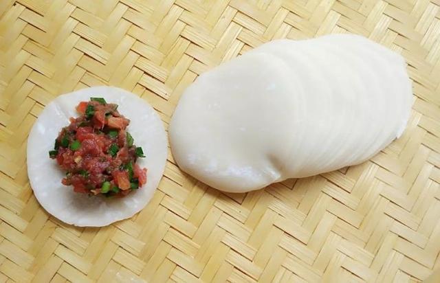 4种猪肉吃的饺子馅,最好吃了长得高不生病,比白菜孩子新鲜羊肚菌怎样晒干图片