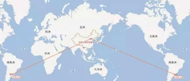 地球上离中国最远的地方!这个美到灵魂的国度,有机会一定要去一次!