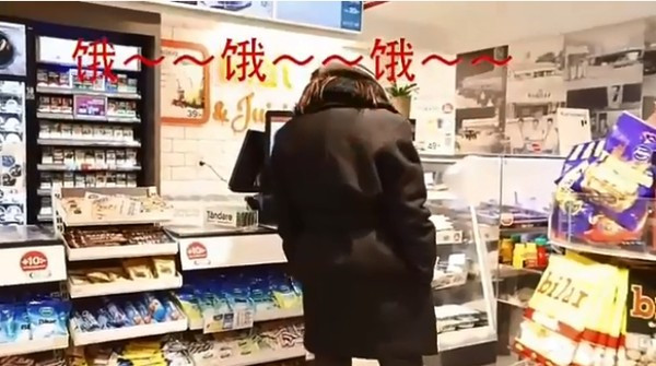 林志玲面对零食疯狂尬舞 节食减肥还要狂跳太空步