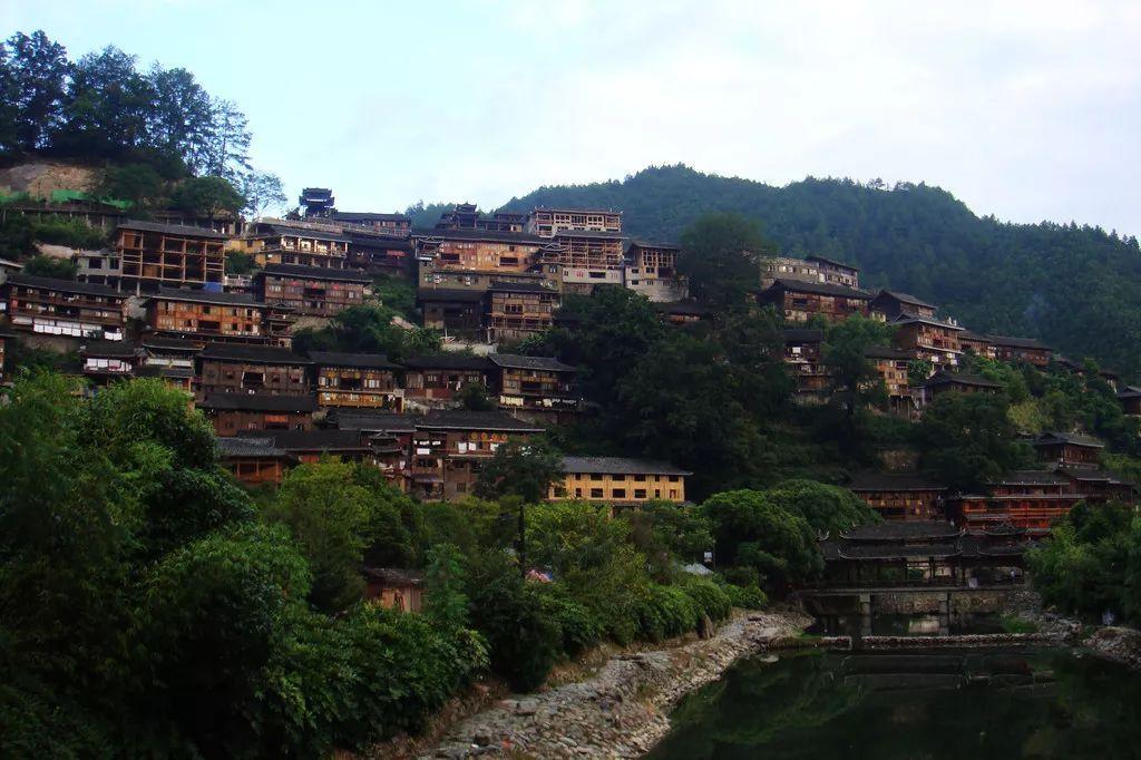 中国最美的古镇都在这了!
