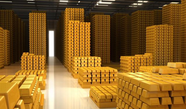 全世界15处雍容华贵的金色打卡地,这种土豪感很高级!