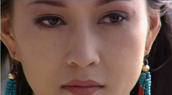 甘十九妹杨露_《甘十九妹》穿帮镜头,杨潞眼睛里有什么,不是一般人能发现的