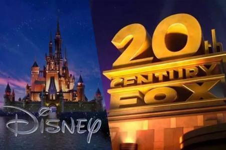 """迪士尼收购福斯公布最新进展:好莱坞将进入""""五大""""时代"""