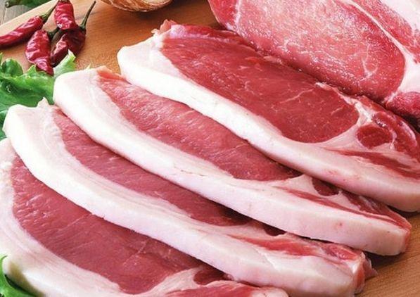 梦见猪肉鲜红