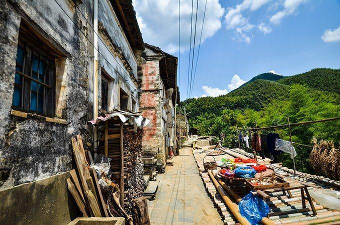 中国最具代表的古村落,居然在皖南这样貌不惊人的地方