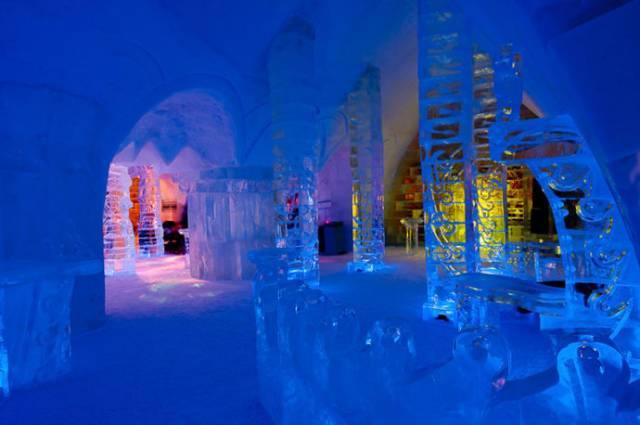 冰雪城堡规模图设计图