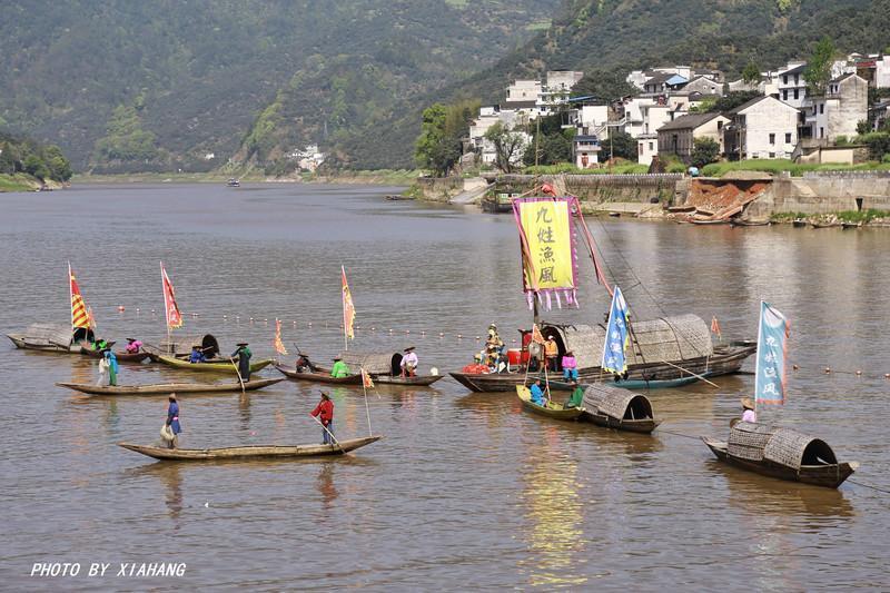 中国东方多瑙河山水画廊,曾经是徽商的黄金通道,如今比漓江还美