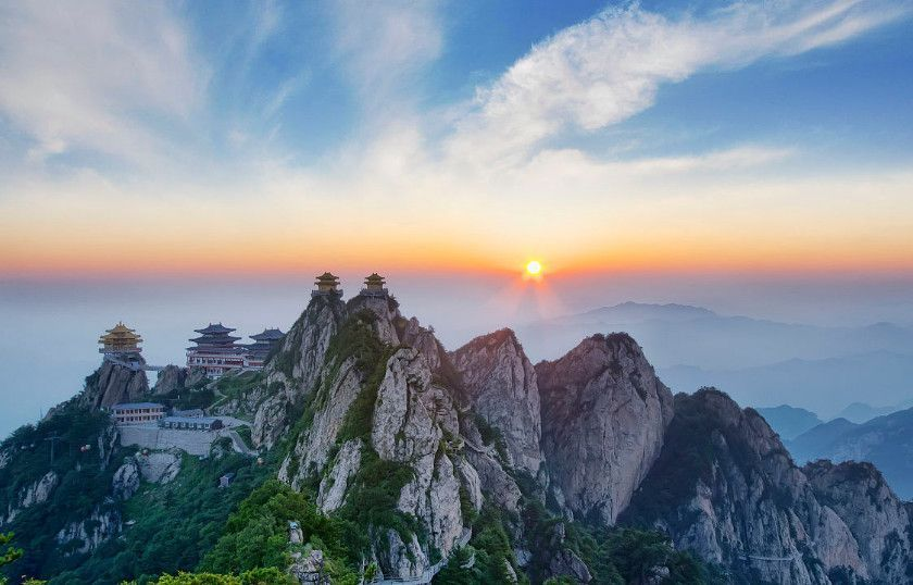 中国最作妖景区,全真派圣地,只对姓李姓张的人免门票,网友质疑过度炒作