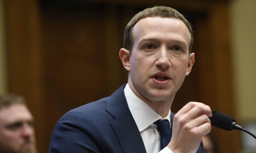 扎克伯格听证会后 Facebook松了口气