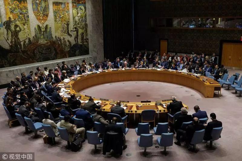 谴责打击叙利亚?联合国想谴责都谴责不了