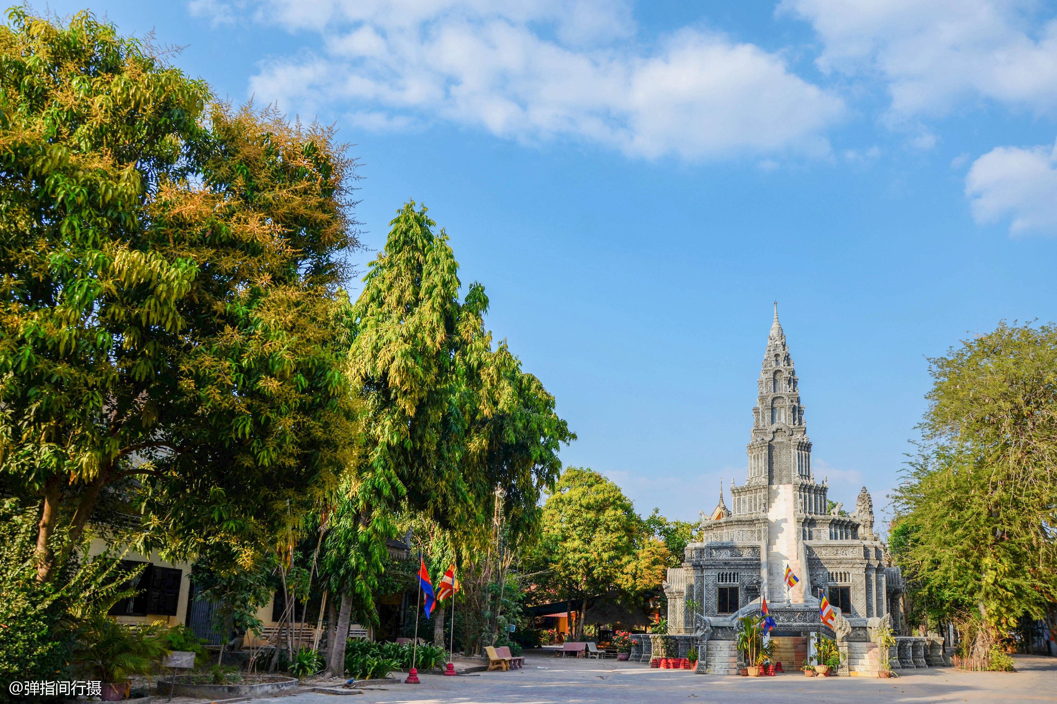 旅行成本最低的10座城?柬埔寨暹粒排第五,可那里的食物太吓人