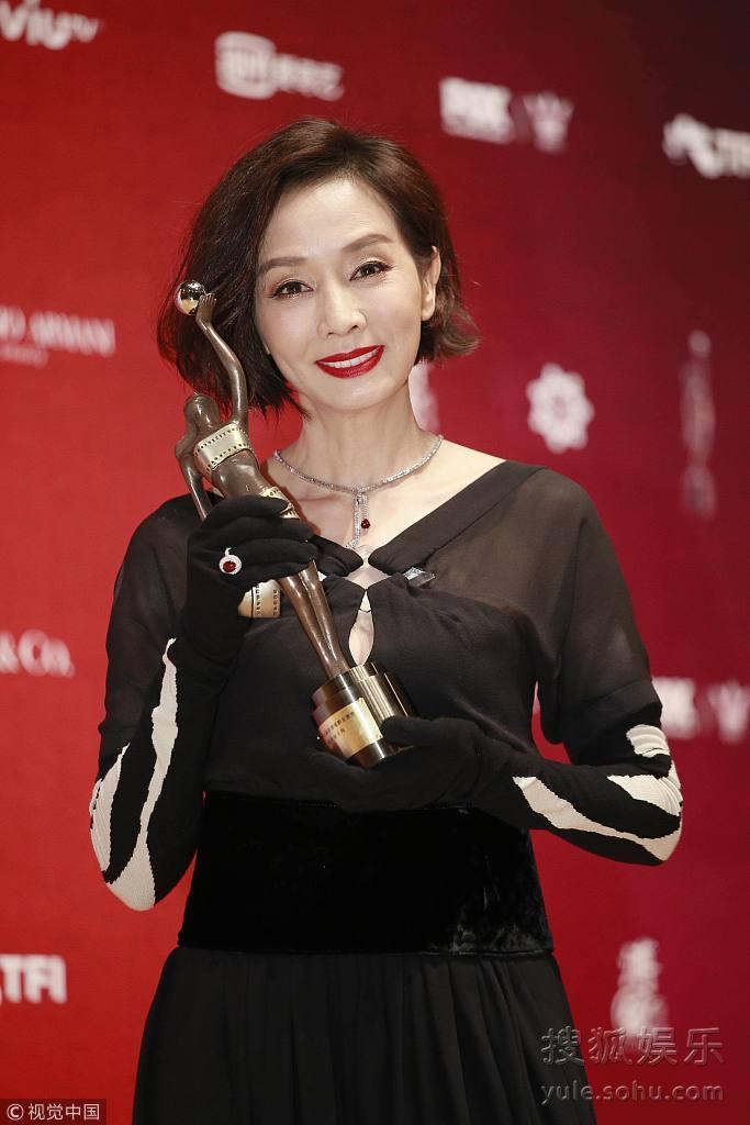 古天乐终得金像影帝 许鞍华六夺最佳导演