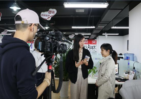 采访瑞骐金服集团员工,感受瑞骐金服集团的企业文化与工作氛围