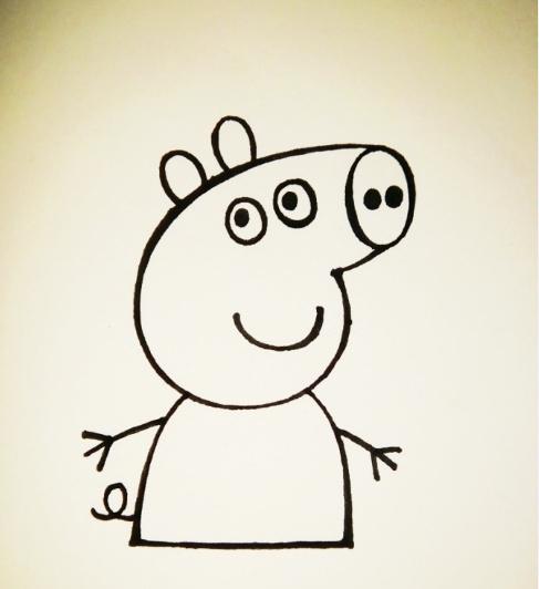 表情 小猪佩奇简笔画 小猪佩奇情侣头像 小猪佩奇手机壁纸 画小猪佩奇 奇奇下载网 表情