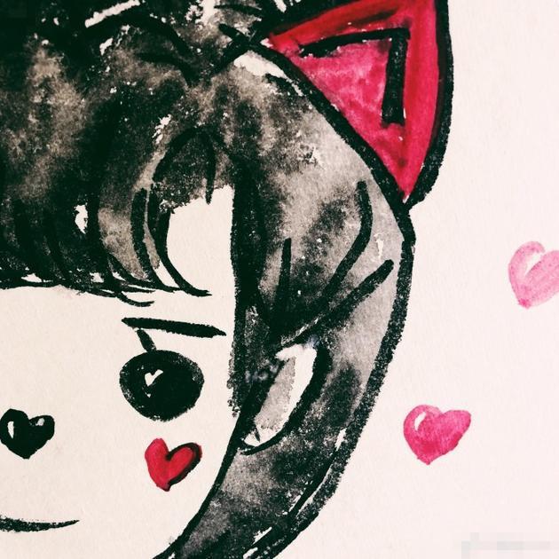 曹骏为蓝盈莹庆生 手写信表白超甜,细数两人的甜蜜瞬间