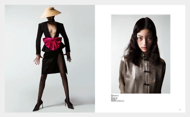 4 月刊「设计与时尚」特辑,告别旧秩序