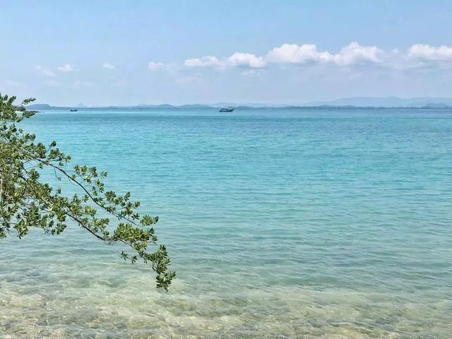 隐世、海钓与海洋故事 ——简单的岛上生活,千万愁绪都消失不见
