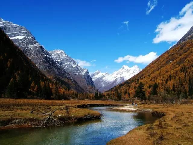 中国12个原始处女地美景,只有7%的人去过!