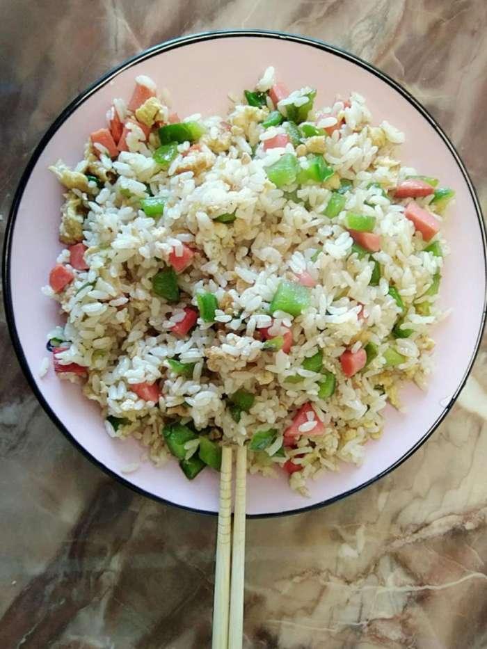 家常菜|技法做好吃,18款快手鱼鹰的炒饭,适合上班族v技法画炒饭做法图片