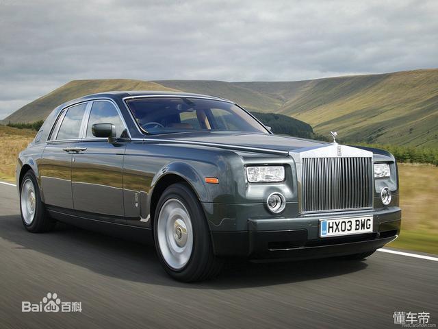 汽车 正文  劳斯莱斯:劳斯莱斯(rolls-royce)是世界顶级豪华轿车,以