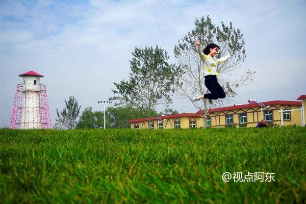 小朋友的假日自己做主  铜川马咀村成亲子游热门目的地 - 视点阿东 - 视点阿东