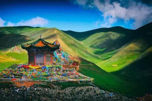 去西藏都说走318,其实你不知道109青藏线也这么美!顺道一起走!